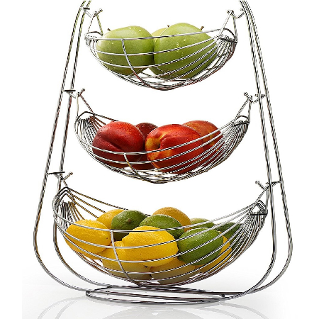 3 Tier Swing Fruit Basket