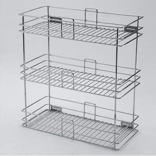 Pull Out 3 Shelves